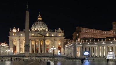 Bazylika św. Piotra, Watykan