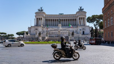 Ołtarz Ojczyzny, Rzym