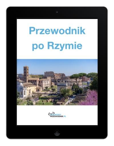 Darmowy ebook z przewodnikiem po Rzymie PDF