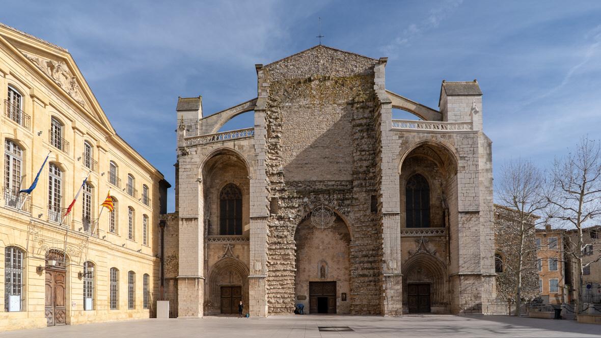 Bazylika św. Marii Magdaleny w Saint Maximin