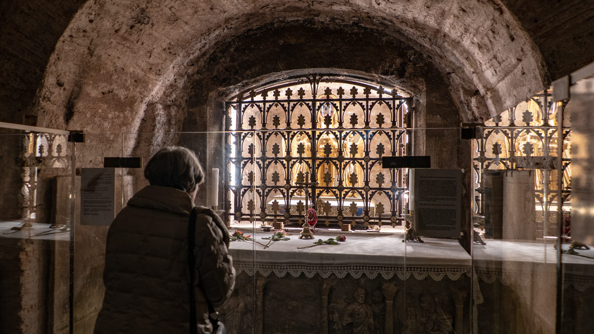 Krypta św. Marii Magdaleny w Saint Maximin
