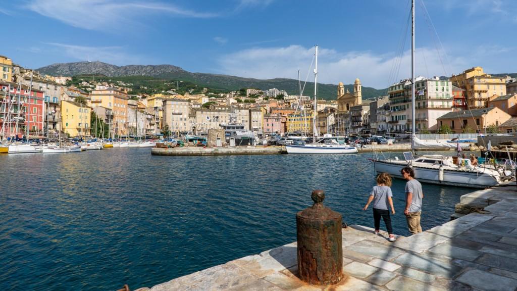Bastia, Korsyka
