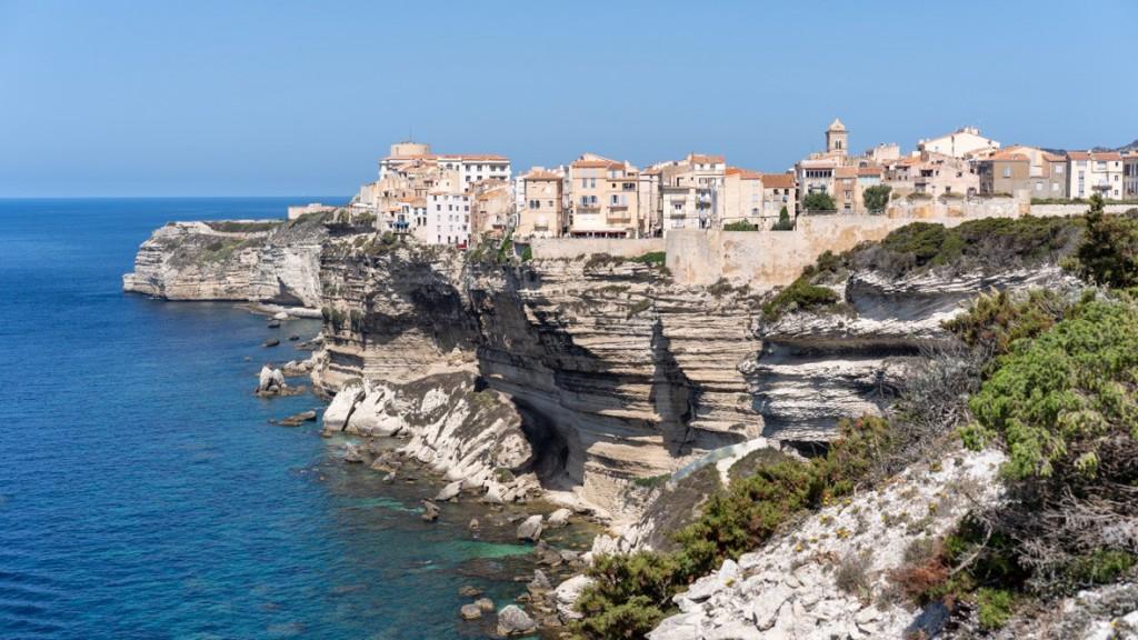 Bonifacio, Korsyka