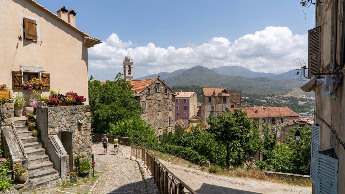 Corte, Korsyka
