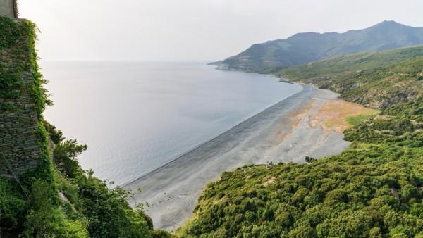 Nonza, Korsyka