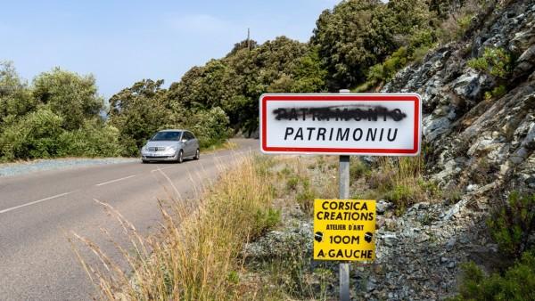 Patrimonio, Korsyka