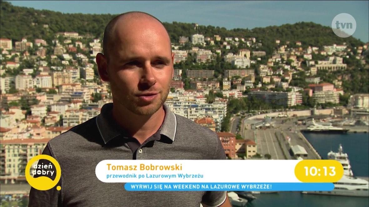 Tomasz Bobrowski, wypowiedź dla Dzień Dobry TVN