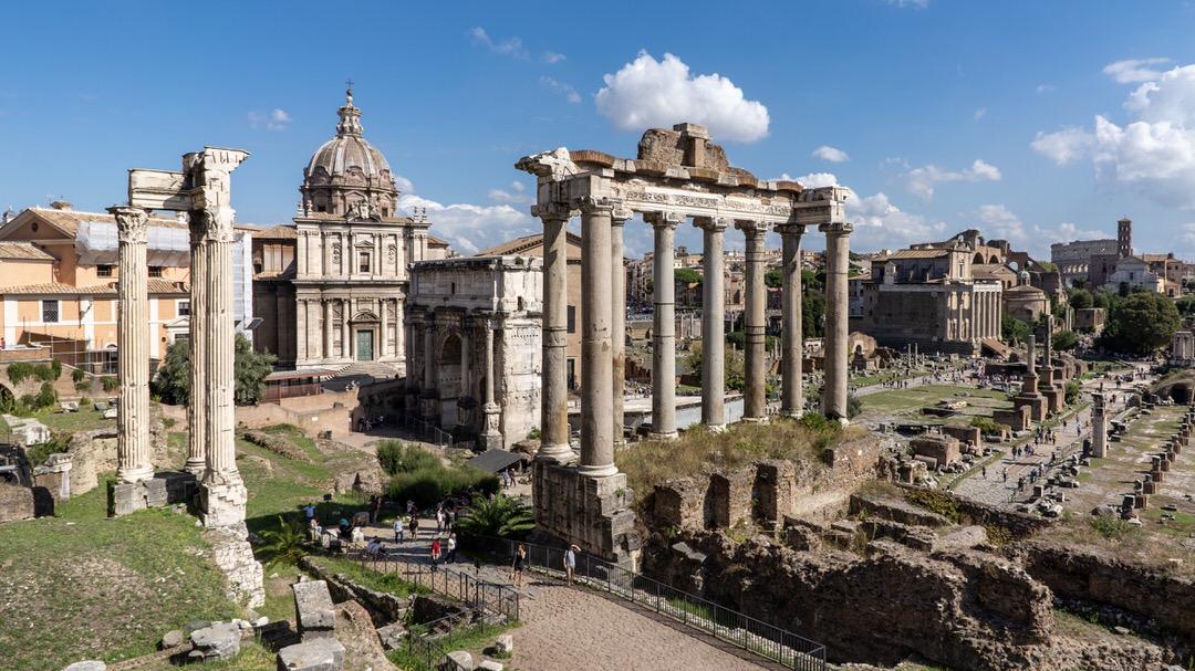 Rzym - atrakcje dla każdego turysty. Sprawdź, co warto zobaczyć w Rzymie!