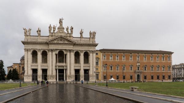 Bazyliki papieskie w Rzymie: Bazylika św. Jana na Lateranie