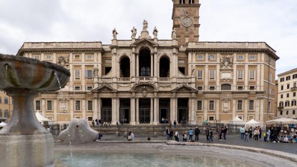 Bazylika Matki Bożej Większej w Rzymie