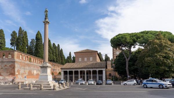 Bazylika św. Wawrzyńca za Murami w Rzymie