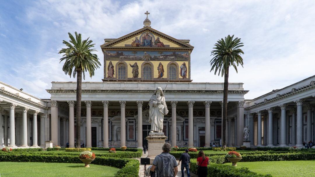 Bazylika św. Pawła za Murami w Rzymie