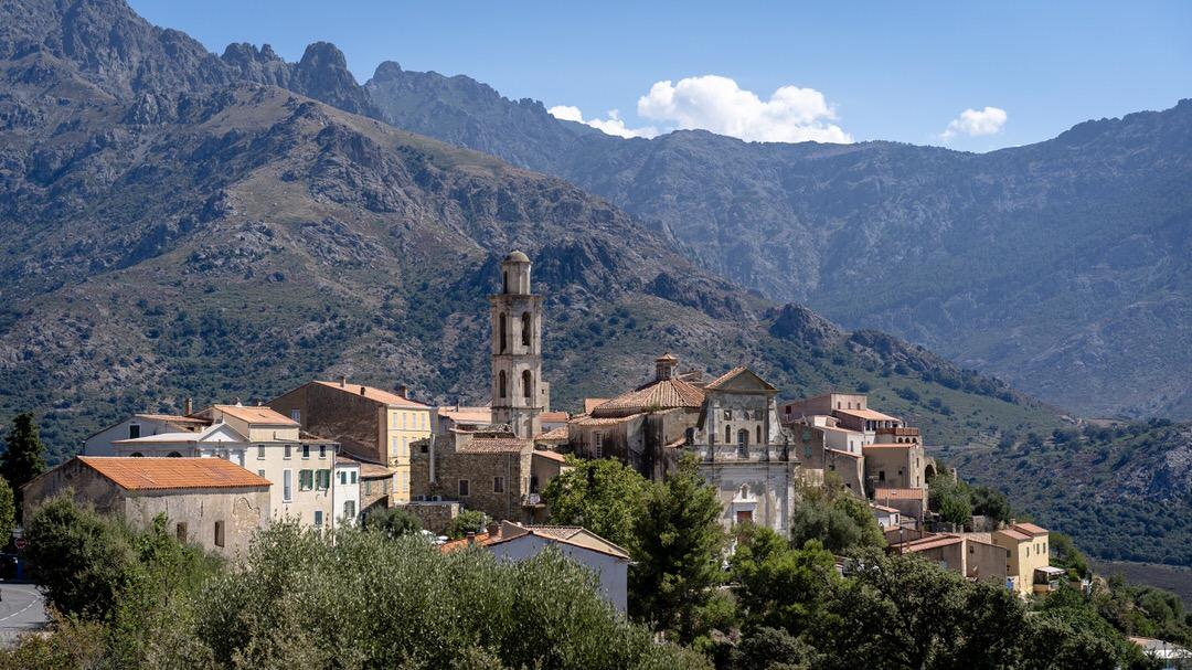 Montemaggiore, Korsyka