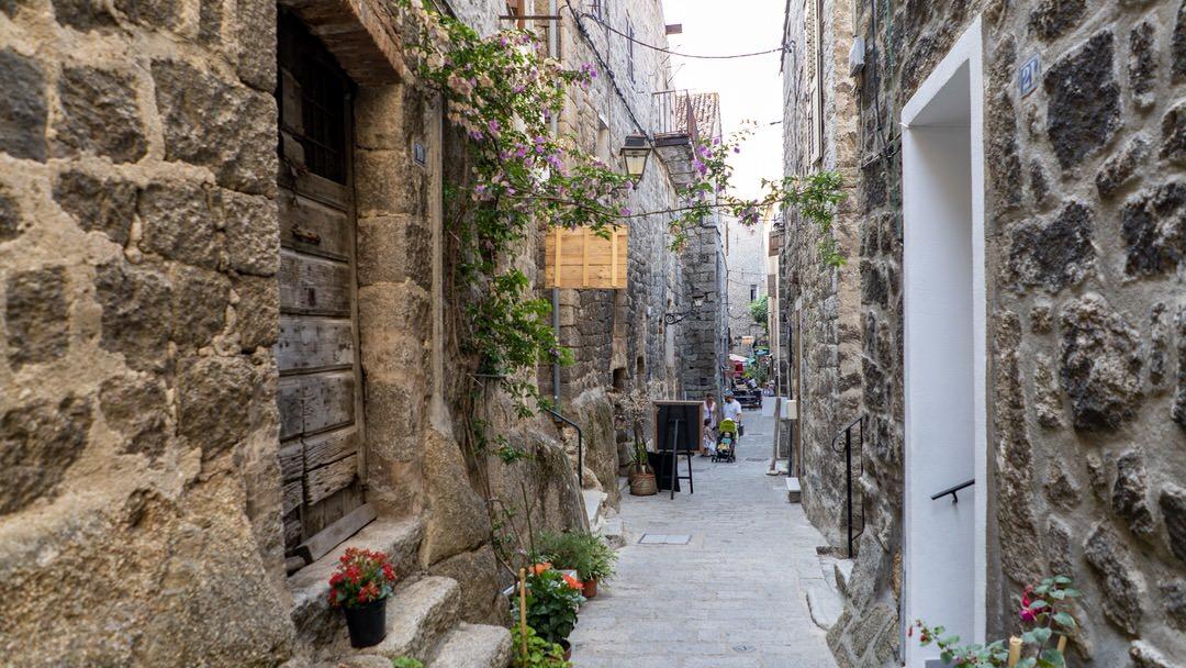 Sartene, Korsyka